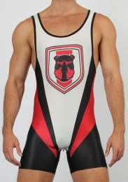 Cellblock 13 Kennel Club Singlet Red