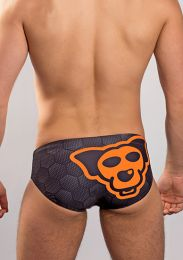 ruff GEAR Hound Swim Brief Orange