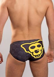 ruff GEAR Hound Swim Brief Yellow