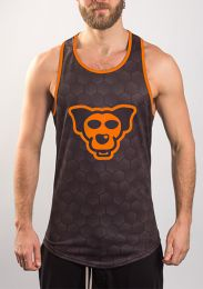 ruff GEAR Hound Tank Top Orange