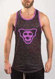 ruff GEAR Hound Tank Top Purple