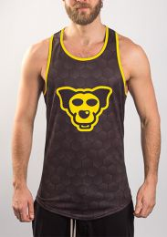 ruff GEAR Hound Tank Top Yellow