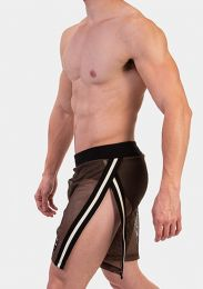 Barcode Berlin Short Eduard Green Black