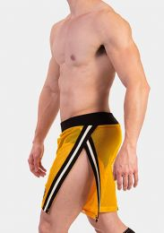 Barcode Berlin Short Eduard Yellow Black