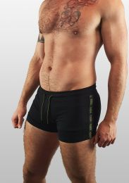ruff GEAR Berlin Tape Short Black Army