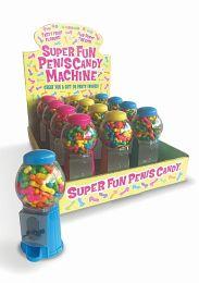 Super Fun Penis Gumball Machine