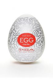 Tenga Egg Keith Haring Party Masturbator