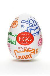 Tenga Egg Keith Haring Street Masturbator
