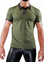 TOF Paris Polo Shirt Master Khaki