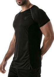 TOF Paris Total Protection T Shirt Black