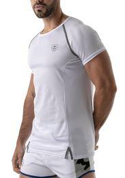 TOF Paris Total Protection T Shirt White