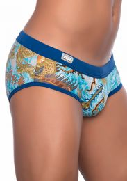 NIT Swim Brief Estampado Eagles 55467