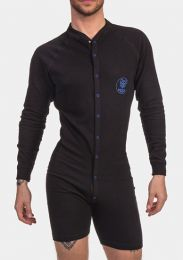 Barcode Berlin Union Suit Piero Black Royal