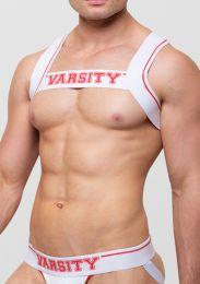 Varsity Quarterback Harness Red