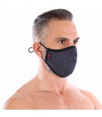TOF Paris Denim Face Mask