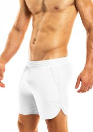 Modus Vivendi Capsule Training Short White
